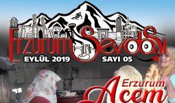 ERZURUM SEVDASI DERGİSİ EYLÜL SAYISI 2019