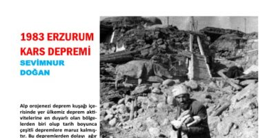 1983 ERZURUM – KARS DEPREMİ (HORASAN – NARMAN DEPREMİ