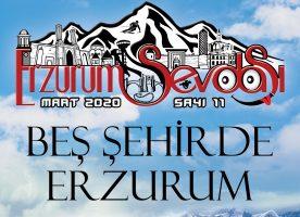 Erzurum Sevdasi Dergisi Mart 2020