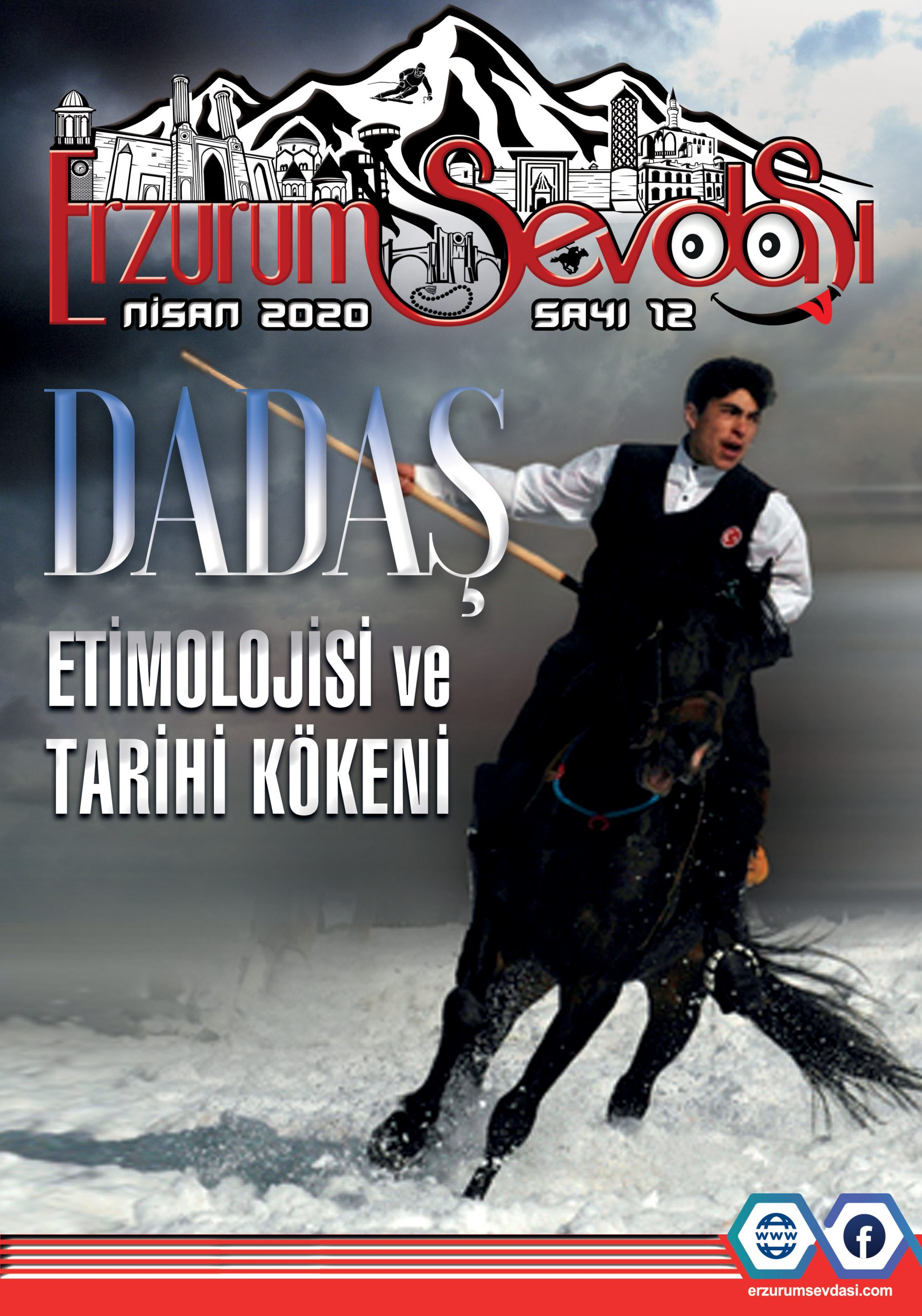Erzurum Sevdası Dergisi Nisan  Sayısı 2020