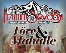 Erzurum Sevdası Dergisi Mayıs  Sayısı 2020
