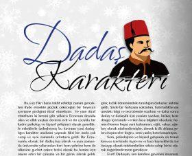 DADAŞ KARAKTERİ