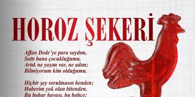 HOROZ ŞEKERİ