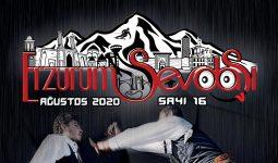 Erzurum Sevdasi Dergisi Ağustos sayısı 2020