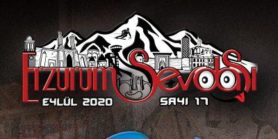 Erzurum Sevdası Dergisi Eylül Sayısı 2020
