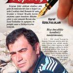Eşref Özoltulular ile  Röportaj