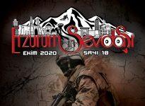 Erzurum Sevdasi Dergisi Ekim sayısı 2020