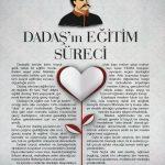 DADAŞ'ın EĞİTİM SÜRECİ