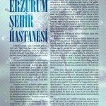 PANDEMİ VE ERZURUM ŞEHİR HASTANESİ