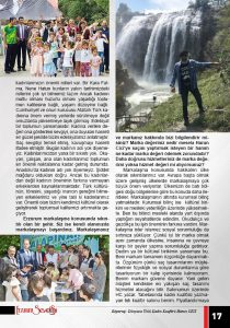 Erzurum Sevdası Harun Cici İle Röportaj