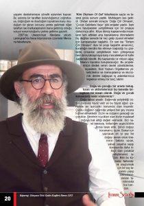 Erzurum Sevdası Dergisi Harun Cici İle Röportaj