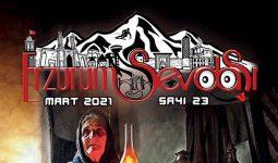 Erzurum Sevdasi Dergisi Mart Sayısı 2021
