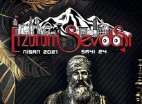 Erzurum Sevdası Dergisi Nisan Sayısı 2021