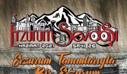 Erzurum Sevdasi Dergisi Haziran Sayısı 2021