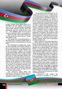 AZERBAYCAN İRAN DEĞİL TURANDIR